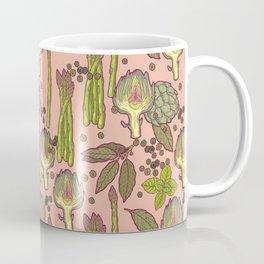spring asparagus Coffee Mug