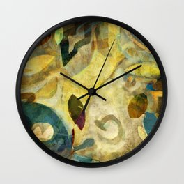 Elements V - Kindred Spirits Wall Clock