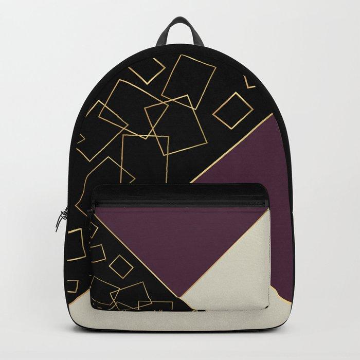 Walking Fifth Avenue Backpack