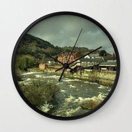 Llangollen Station Wall Clock