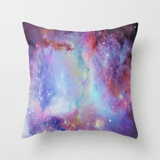 A Galaxy Far Far Away Throw Pillow