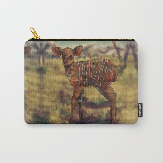 Nyala Carry-All Pouch