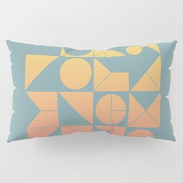 Modern Geometric 06 Pillow Sham