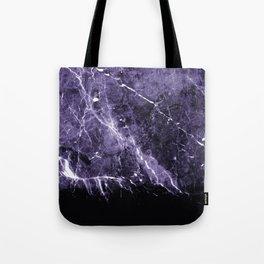 Ultra Violet Marble #1 #decor #art #society6 Tote Bag