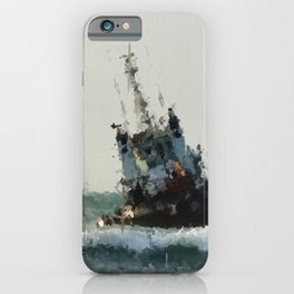 Poseidon  iPhone Case