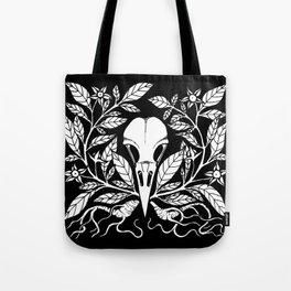 Belladonna Corvidae Tote Bag