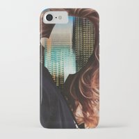 sin city iPhone & iPod Cases featuring Sin City by Imogen Art