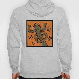 Keith Haring Hula Hooper Hoody
