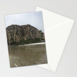 Morro Bay Rock Stationery Cards