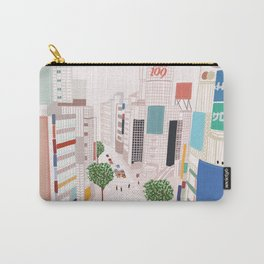 Shibuya 109 Carry-All Pouch