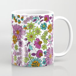 Ravel Floral Coffee Mug