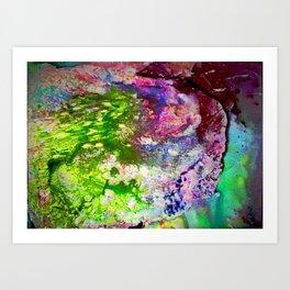 Mur No. 3 Art Print