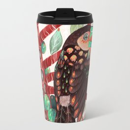 Toucan In A Fruit Tree Travel Mug