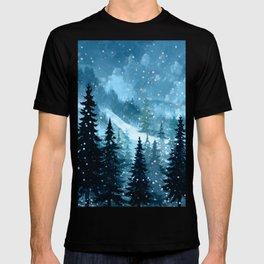 Winter Night T-shirt