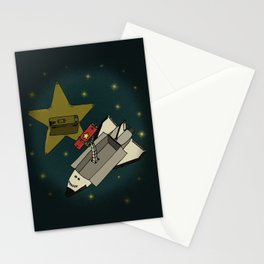 Star in the service Stationery Cards