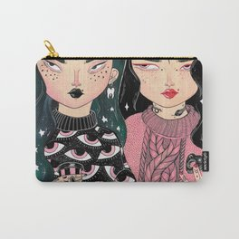 HELL BABES Carry-All Pouch