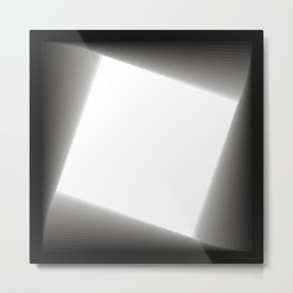 Ascending Squares - 01 Metal Print