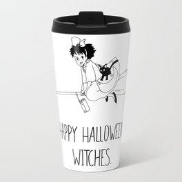 Happy Halloween, Witches! Travel Mug