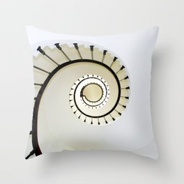Spiral 88 Throw Pillow