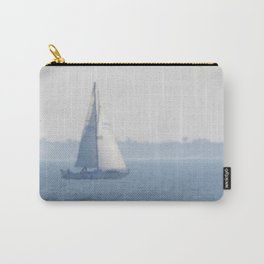 Dreamy Sailboat Carry-All Pouch