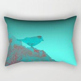 Enjoying The View  Rectangular Pillow