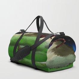 Coming Around the Mountain Duffle Bag