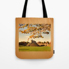 Cardiff Castle Tote Bag