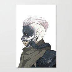 Skarr Canvas Print