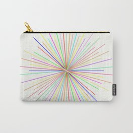 Strands Of Light - Defraction Pattern Carry-All Pouch