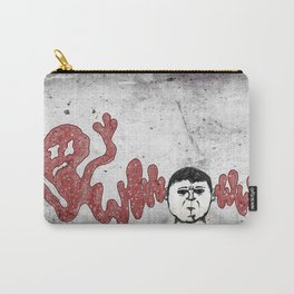 Warped Thoughts Carry-All Pouch