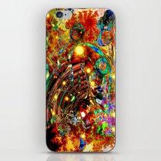 The last universe iPhone & iPod Skin