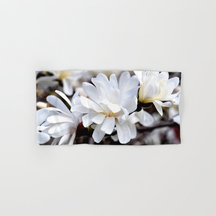 Magnolia 5 Hand & Bath Towel