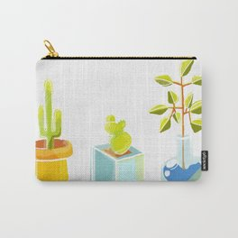 Cutie Cacti Carry-All Pouch