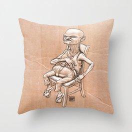 Granpa' 2040 Throw Pillow
