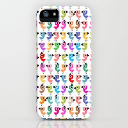 Bird is the Word! iPhone Case