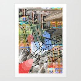 The BK Art Print