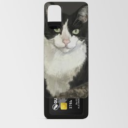 Cat Eightball Android Card Case
