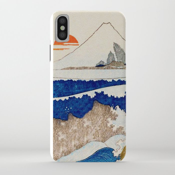 The Coast Searching iPhone Case