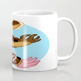 Eclair Cuttlefish Coffee Mug