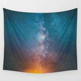 Igniting The Galaxies Wall Tapestry