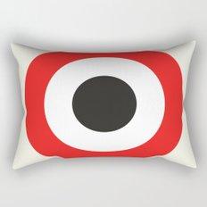 Bullseye Rectangular Pillow