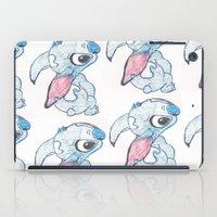 stitch iPad Cases featuring Stitch by Art By JuJu