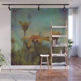 The beauty of simple things Wall Mural