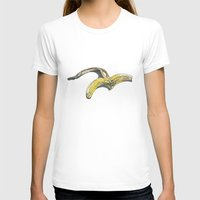 banana T-shirts featuring Banana by Barbara Graetzer
