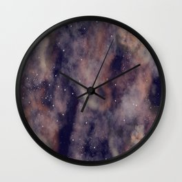 Nebula VII Wall Clock
