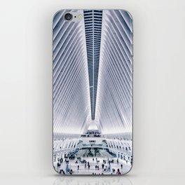Oculus / World Trade Center Station iPhone Skin