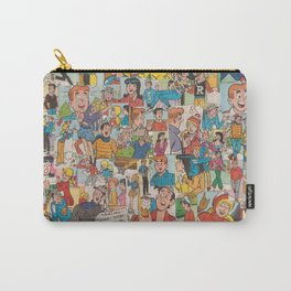 Archie Comics Collage #2 Carry-All Pouch