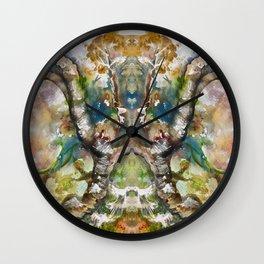 Overweight Wall Clock