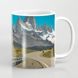 Road to Fitz Roy Coffee Mug
