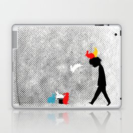 magical rebellion Laptop & iPad Skin